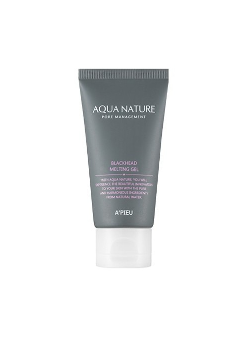 AQUA NATURE BLACKHEAD MELTING GEL