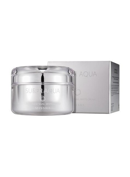 Super Aqua Cell Renew Snail White Cream