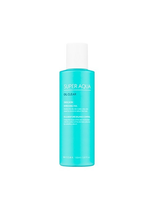 Super Aqua Oil Clear Emulsion