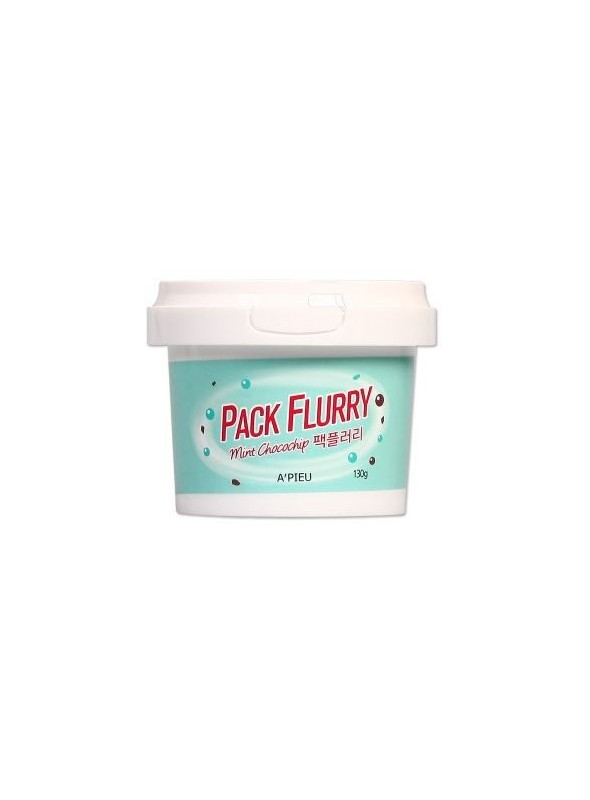 Pack Flurry Mint Chocochip 130g