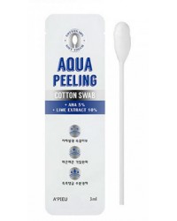 Aqua Peeling Cotton Swab