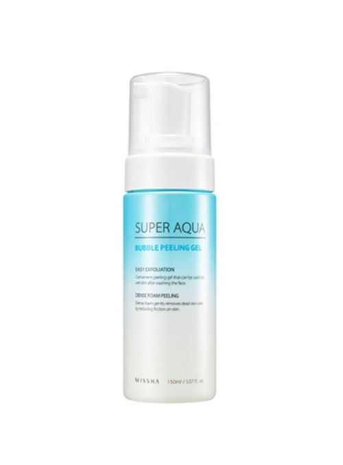 Super Aqua Bubble Peeling Gel 150ml