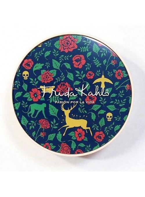 EDICIÓN ESPECIAL FRIDA KHALO ¡PASIÓN POR LA VIDA! THE ORIGINAL TENSION PACT PERFECT COVER SPF37 PA++