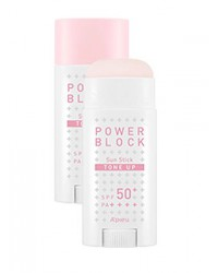 Power Block Tone Up Sun Stick Pink SPF50+/PA++++