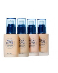 MISSHA AQUA COVER FOUNDATION