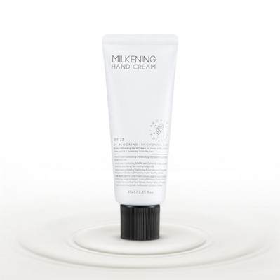 MILKENING HAND CREAM (Brightening)