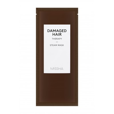 DAMAGED HAIR STEAM MASK