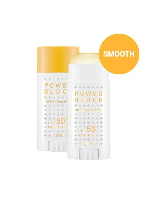 POWER BLOCK ALL DAY SUN STICK SPF50+ PA++++