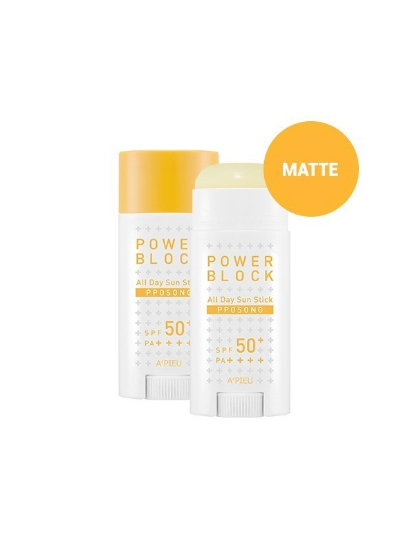 POWER BLOCK ALL DAY SUN STICK (PPOSONG) SPF50+/PA++++