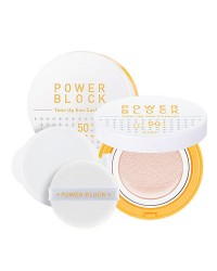 POWER BLOCK TONE UP SUN CUSHION SPF50+/PA++++