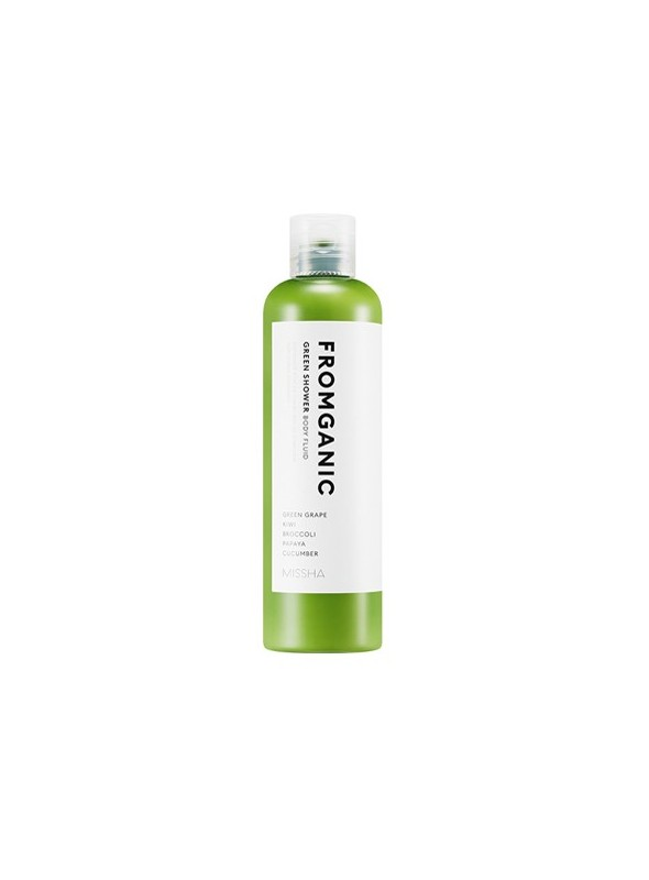 FROMGANIC BODY FLUID (GREEN-SHOWER)