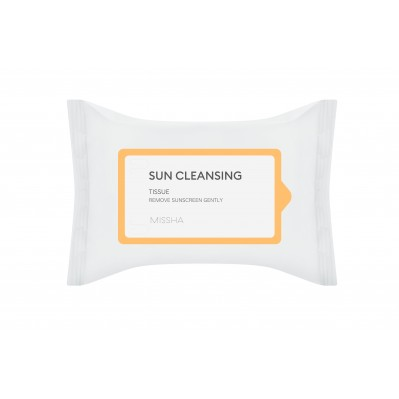 ALL AROUND SAFE BLOCK SUN CLEANSING TISSUE