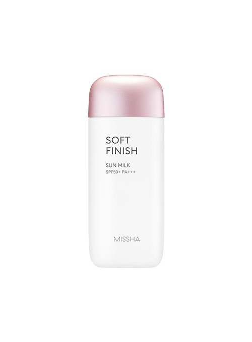 ALL AROUND SAFE BLOCK SOFT FINISH SUN MILK SPF50+ PA+++