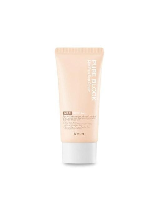PURE BLOCK MILD PLUS SUN CREAM SPF32/PA++