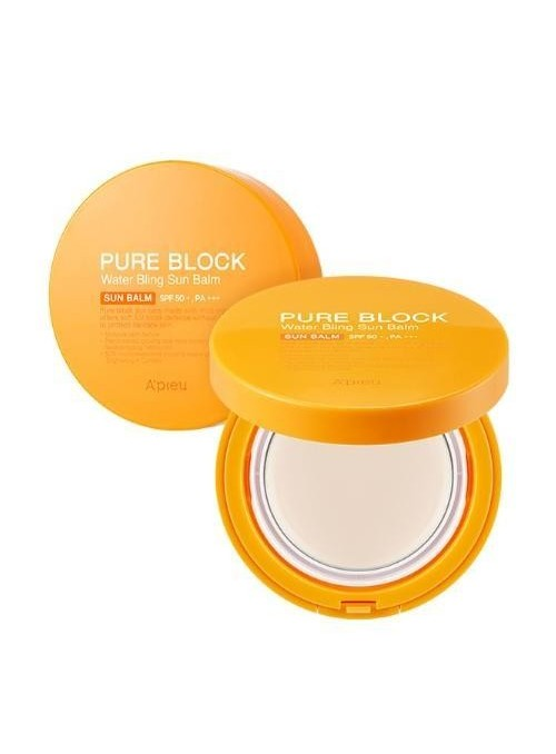 PURE BLOCK WATER BLING SUN BALM SPF50+ PA+++