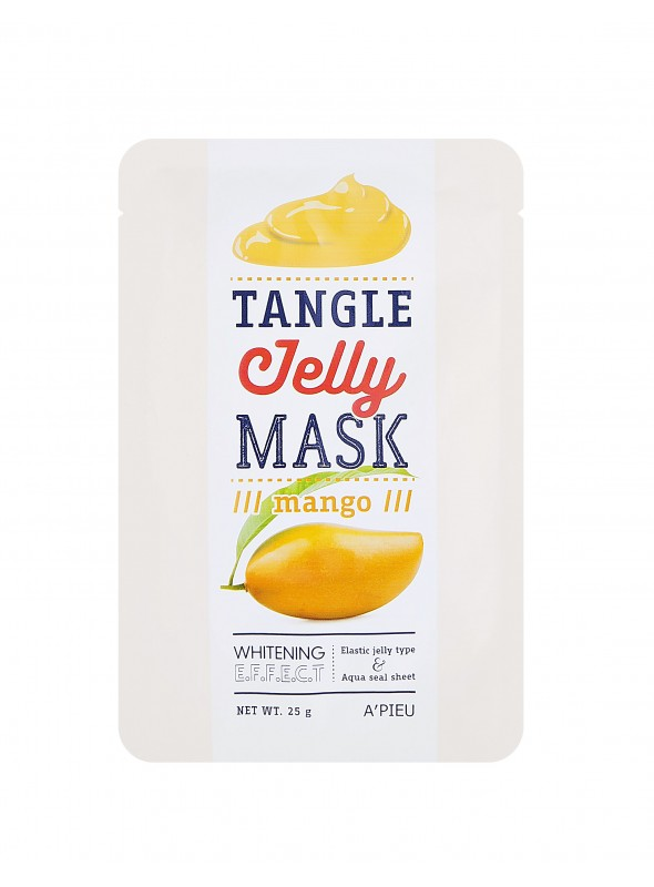 A'PIEU Tangle Jelly Mask (Mango)