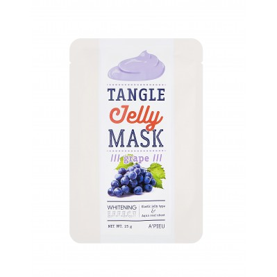 Tangle Jelly Mask (Grape)