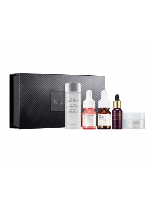 MISSHA DISCOVERY Skincare Deluxe Kit