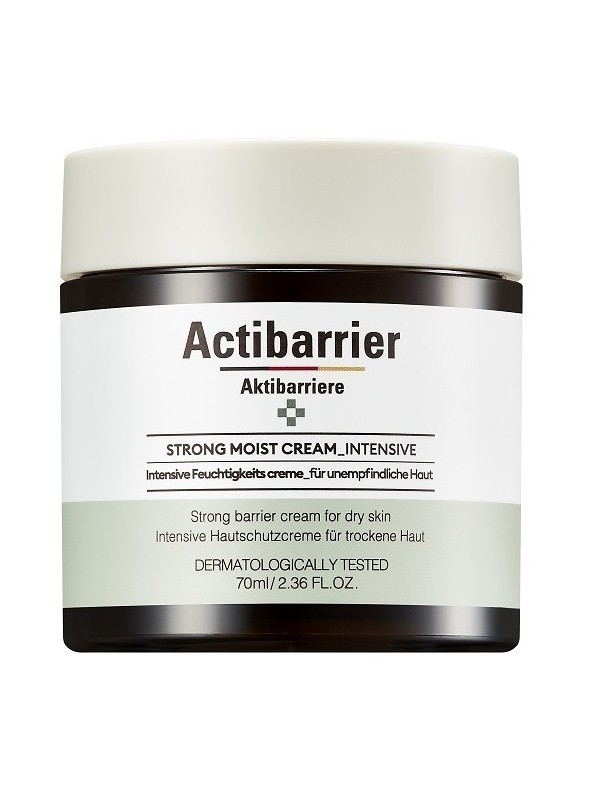 Actibarrier Strong Moist Cream - Intensive