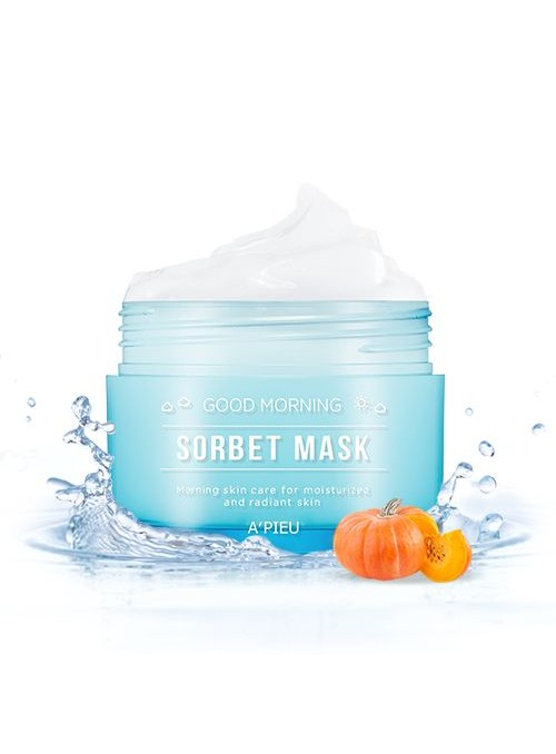A'PIEU GOOD MORNING SORBET MASK