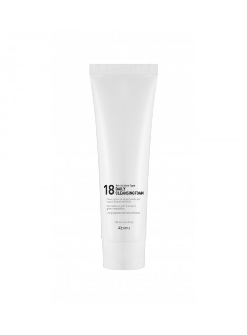 18 Daily Cleansing Foam