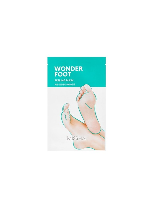 WONDER FOOT PEELING MASK