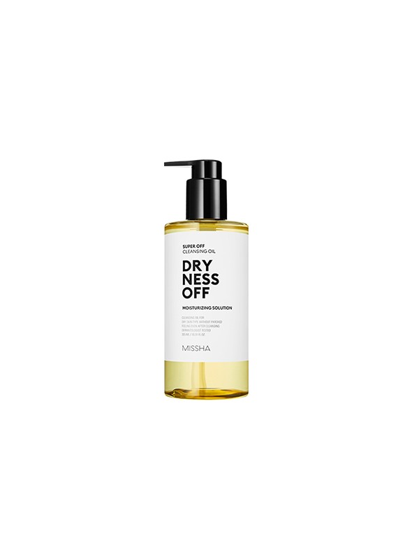 SUPER OFF CLEANSING OIL DRYNESS OFF