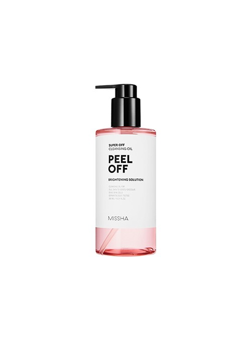 SUPER OFF CLEANSING OIL PEEL OFF