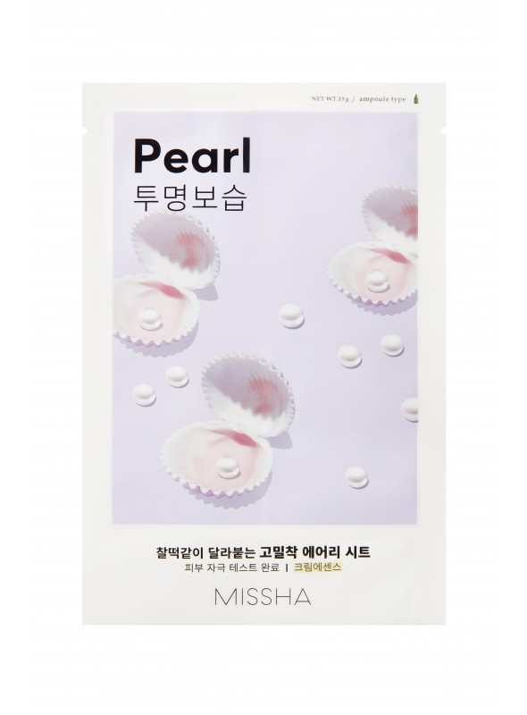 AIRY FIT SHEET MASK (PEARL)