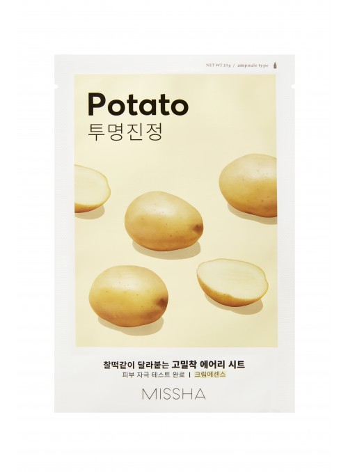 AIRY FIT SHEET MASK (POTATO)