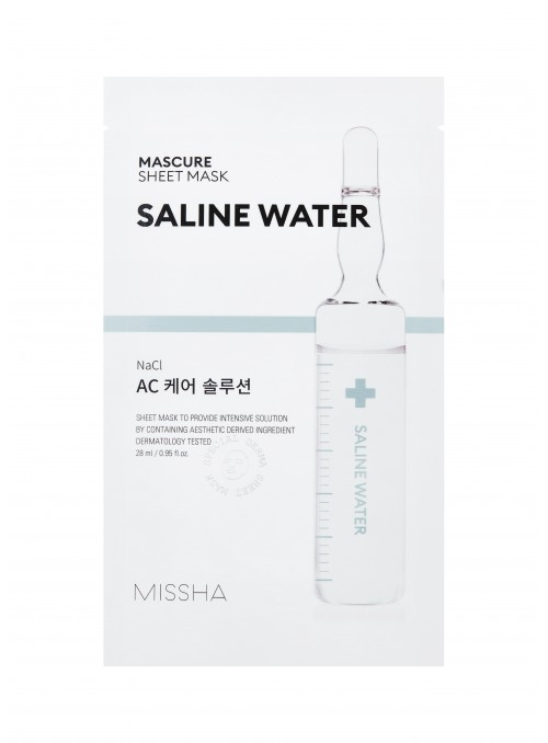 MASCURE AC CARE SOLUTION SHEET MASK