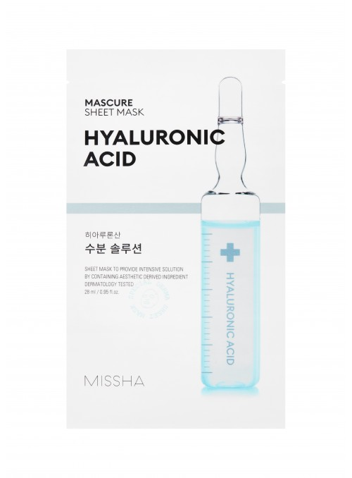 MASCURE HYDRA SOLUTION SHEET MASK