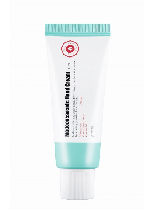 MADECASSOSIDE HAND CREAM