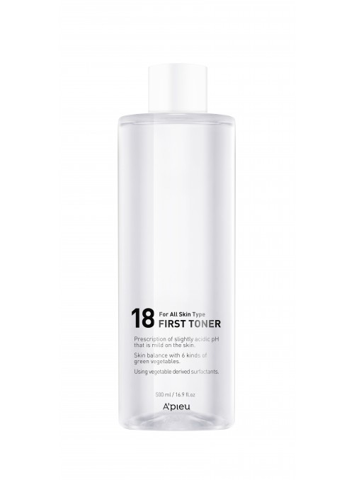 18 FIRST TONER 500 ml