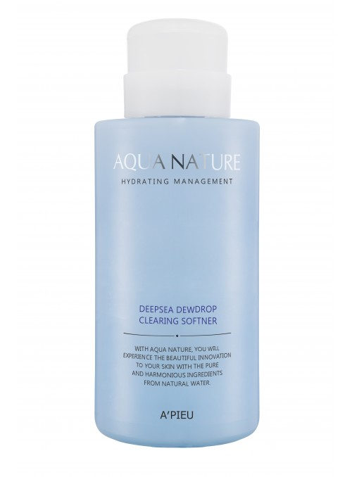 A'PIEU Aqua Nature Deep Sea Dewdrop Clearing Softener