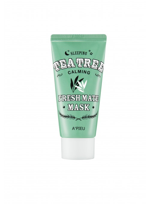 FRESH MATE TEA TREE MASK (SOOTHING)