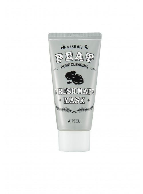 FRESH MATE PEAT MASK (PORE CLEARING)