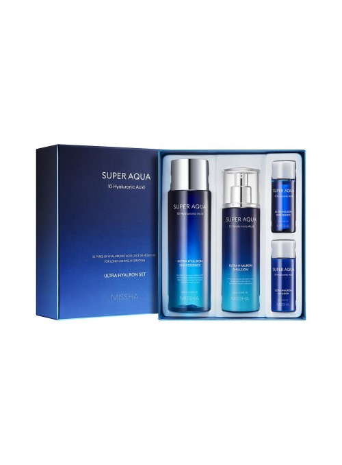 SUPER AQUA ULTRA HYALRON SET