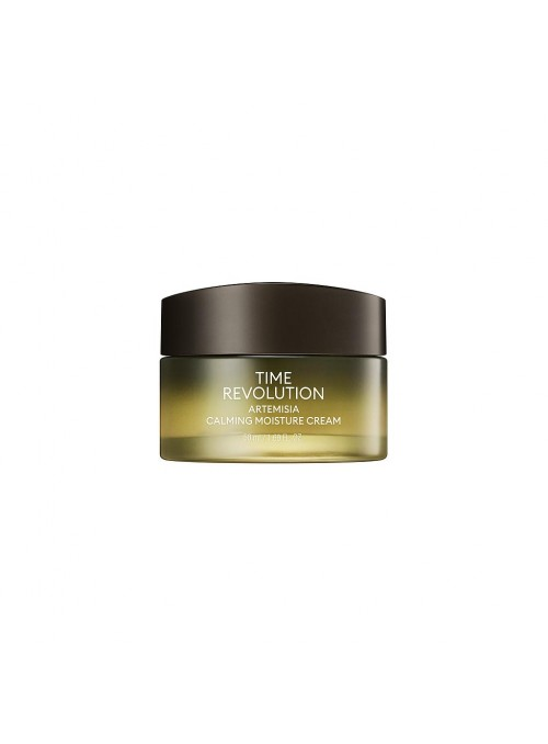 TIME REVOLUTION ARTEMISIA CALMING MOISTURE CREAM