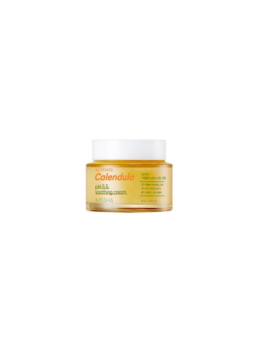 SU:NHADA CALENDULA PH BALANCING & SOOTHING CREAM