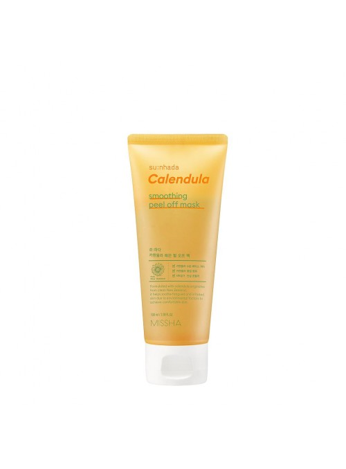 SU:NHADA CALENDULA SMOOTHING PEEL OFF MASK
