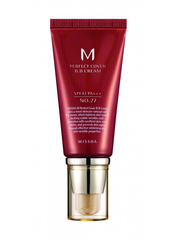 MISSHA M Perfect Cover B.B Cream 50ml