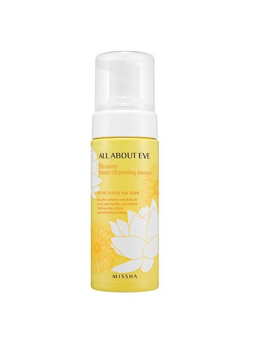 ALL ABOUT EVE BLOSSOM INNER CLEANSING MOUSSE 150ML
