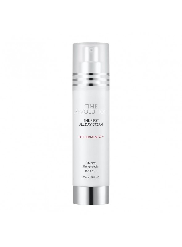 TIME REVOLUTION THE FIRST ALL DAY CREAM