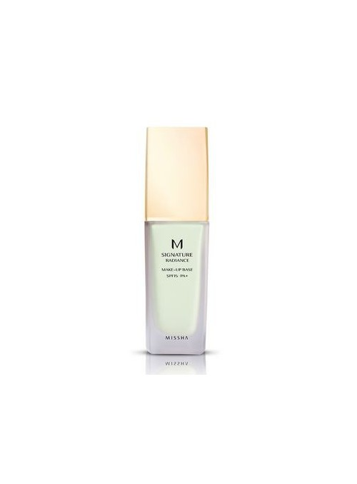 M RADIANCE MAKE UP BASE SPF15/PA+ (nº1/green) 35ml