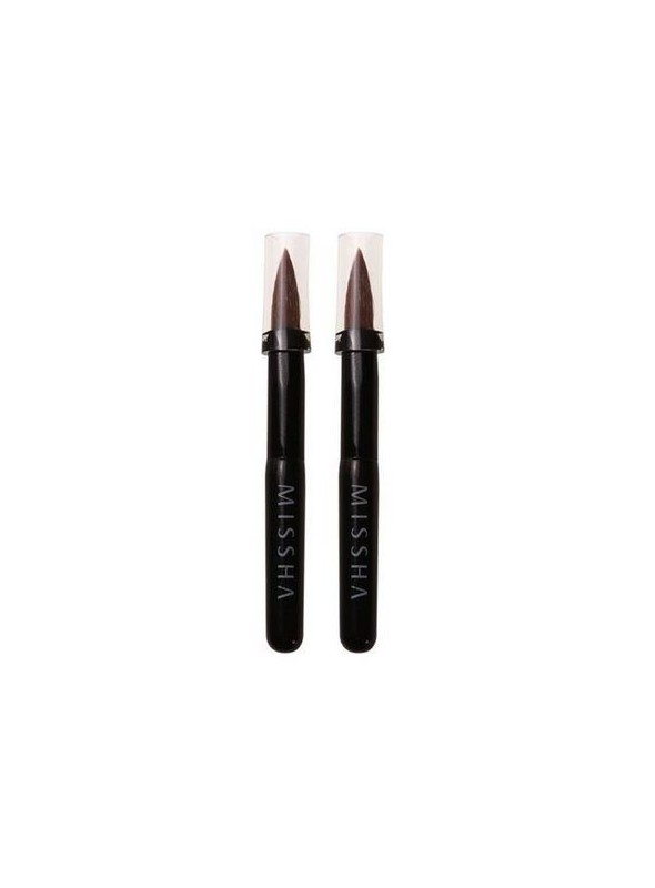 MISSHA MINI LIP BRUSH (2 P)