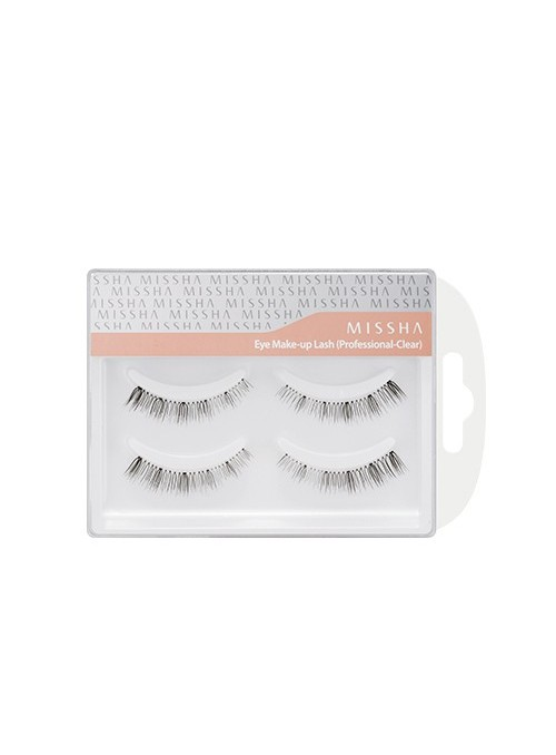 EYE MAKE-UP LASH PROFESSIONAL-CLEAR (PURE FEMININE)