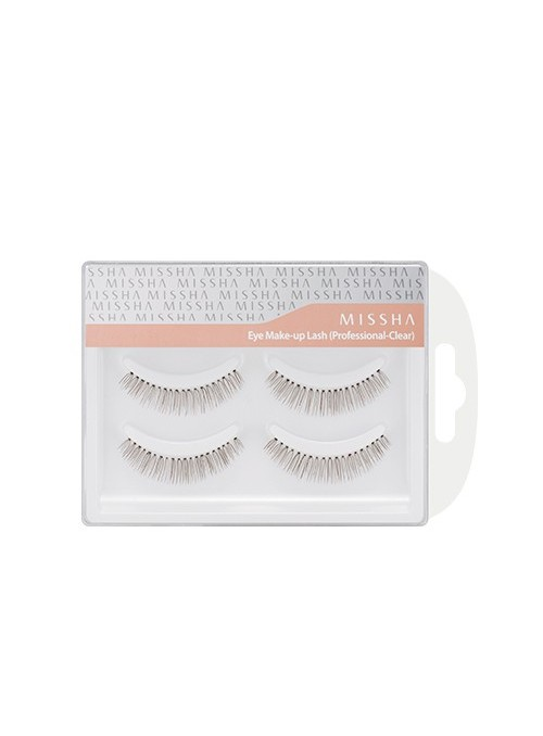 EYE MAKE-UP LASH PROFESSIONAL-CLEAR (SWEET GIRL BROWN)
