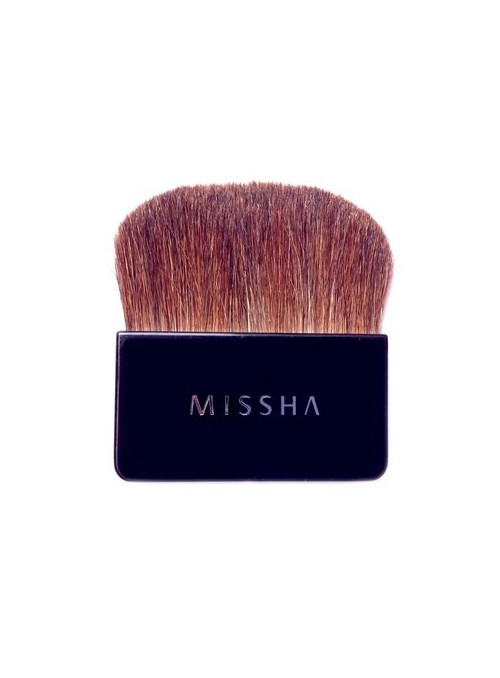 POWDER & CHEEK FLAT BRUSH