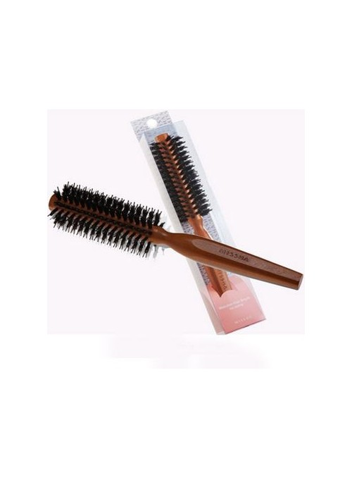 WOODEN CUSHION HAIR BRUSH (FOR STYLING)